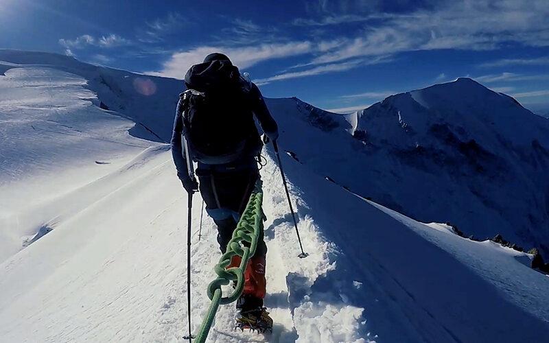 Image pour Ascension du Mont-Blanc avec Victor