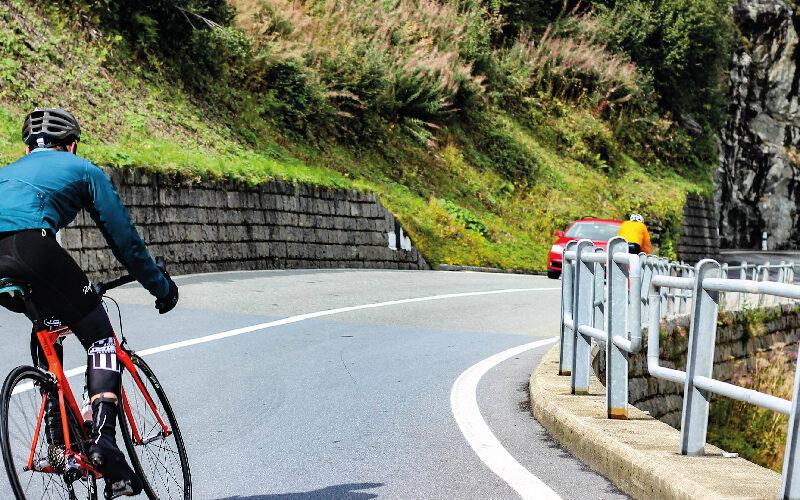 Image pour Cyclisme de route à la Mandallaz avec Pascal