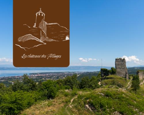 Les châteaux des Allinges