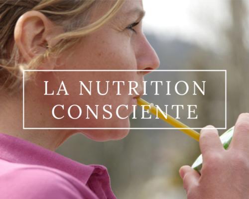 La nutrition consciente