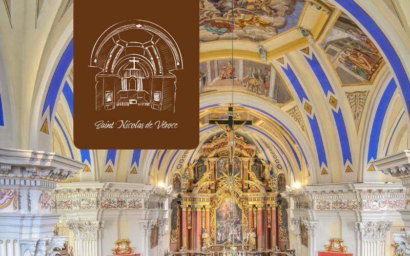 Image pour L'église de Saint Nicolas de Véroce
