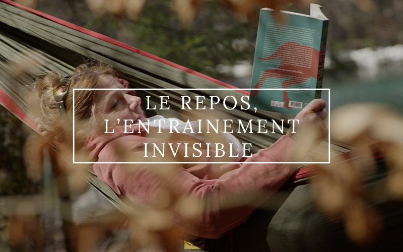 Image pour Le repos : l'entraînement invisible
