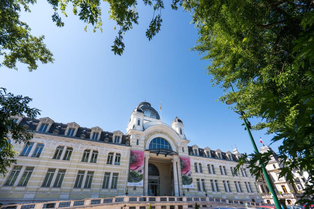 Palais Lumière à Evian