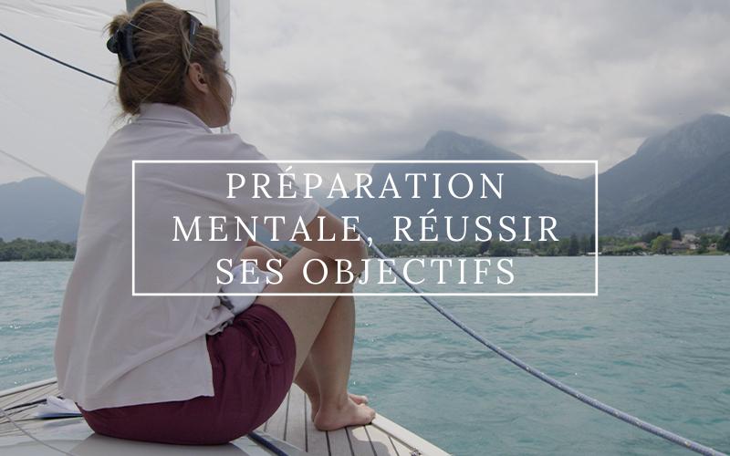 Image pour Préparation mentale, l'art de réussir ses objectifs