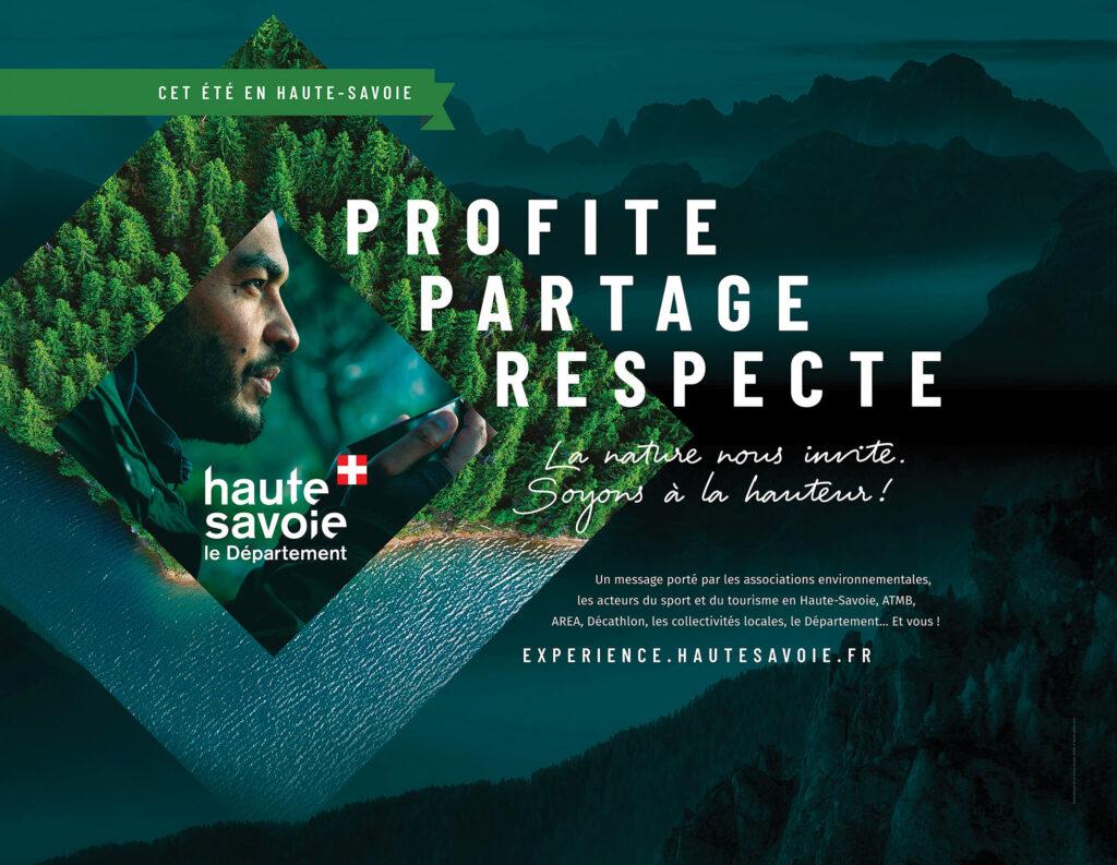 Protégeons la nature -Haute-Savoie