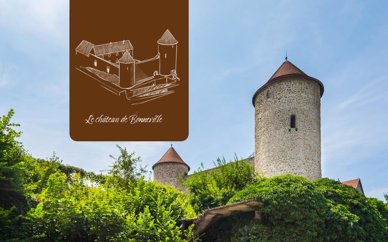 Image pour Le château de Bonneville