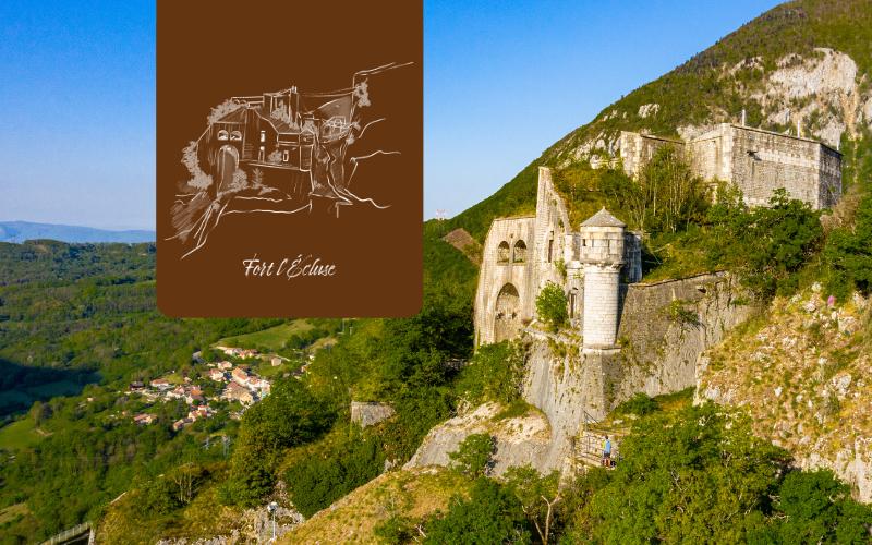 Image pour Fort l'Écluse