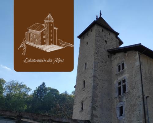 Observatoire des Alpes au Château des Rubins